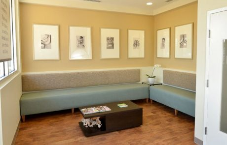 Surfside Dental Facility office interior.
